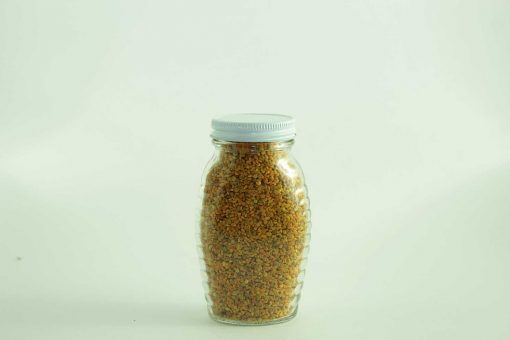 Florida Bee Pollen - 4 oz - Back