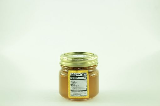 Bee Bread - 12 oz - Back
