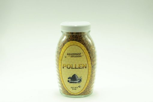 Florida Bee Pollen - 8 oz - Front