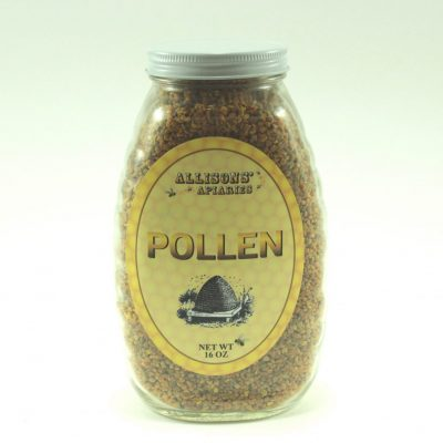 Florida Bee Pollen - 16 oz - Front