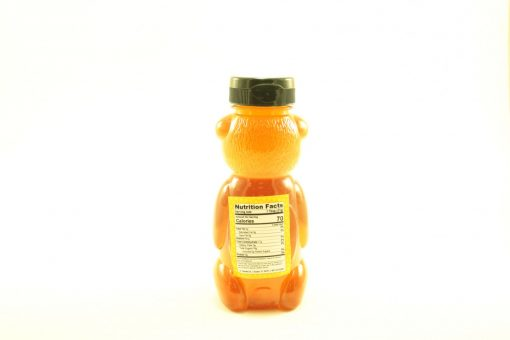 Orange Blossom Blackberry - 12 oz - Back